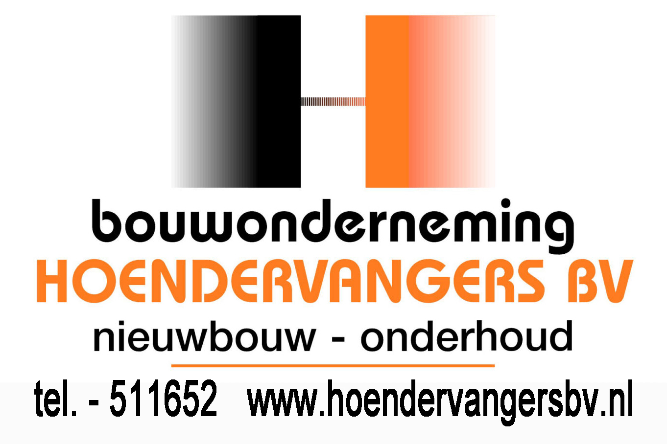 Hoendervangers advertentie logo